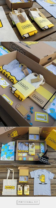 Garbeo / promotional packaging for Studio Garbeo