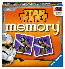 Memory Star Wars  https://www.ravensburger.com/it/prodotti/giochi/giochi-bambini/star-wars-rebels-memory-21119/index.html