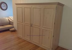 History of the Murphy Bed One Room Flat, Fold Up Beds, Horizontal Murphy Bed, Home Instead, Murphy Bed Ikea, Hidden Bed, Bunk Bed Designs, Bed Wall, College Dorm Rooms