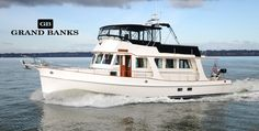 Grand Banks For Sale - Grand Banks Trawlers - Grand Banks MLS   Denison Yacht Sales