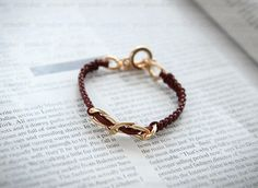 Chain Braided Bracelet