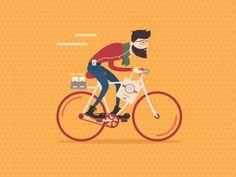 gif drive bicycle - Buscar con Google