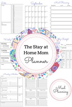 The ultimate planner for Moms!!