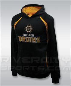 Boston Bruins sweatshirt my birthday present . Boston Bruins is my favorite hockey team