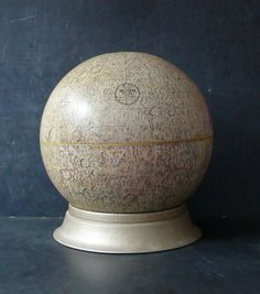 This moon globe is epic. #space #decor