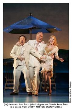 Freddy, Lawrence, Christine Finale Broadway