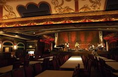 Rialto Theater - converts to theater style seating