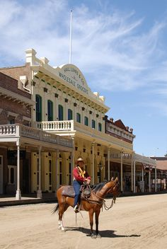 Old Sacramento State Historic Park - Gold Rush Days