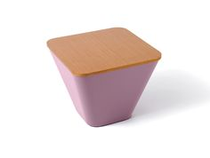 BIXBIT coffee table Mono S veneer design: Bartłomiej Pawlak