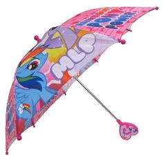 My Little Pony Girls Umbrella - with handel My Little Pony Dolls, My Little Pony Party, Little Pony Cake, Cardboard Crafts Kids, Cumple My Little Pony, Strawberry Shortcake Coloring Pages, Disney Princess Nails, Minnie Mouse Toys, My Little Pony Coloring