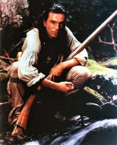 Daniel Day Lewis - The Last of the Mohicans.....Hawkeye