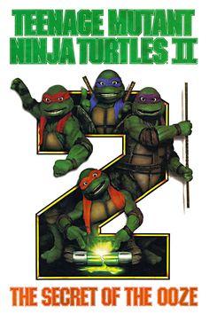 Tatsu Ninja Turtles | Teenage Mutant Ninja Turtles II: The Secret of the Ooze