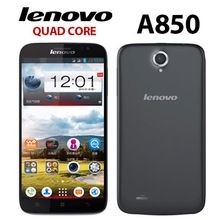 Lenovo A850 5.5 inch IPS 960*540 px MT6582 quad core mobile phone 1Gb ram + 4Gb ROM 5MP camera Android 4.2 Cell phone GPS http://mobiiile.ru/?p=1901