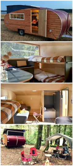 Homegrown Trailers launches sustainable travel trailer