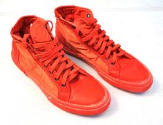 Pantofola D'oro Red Shoes