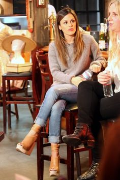 Rachel Bilson...I have the biggest style crush.