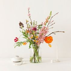 One Year Flower Bouquet Subscription