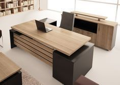 Design For Office Table – Luxury Office Designs