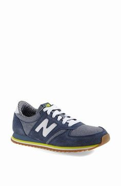 sports shoes 21a90 4bf53 Zapato - New Balance Schuhe, New Balance 420, Denim-jeans, Extravagante