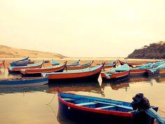 Le port de Moulay Bousselham