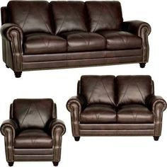 Luke Leather Austin Leather Modular Sofa U0026 Reviews | Wayfair | Couches |  Pinterest | Leather Modular Sofa And Modular Sofa