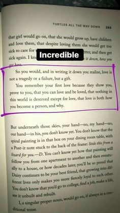 Quotes About Love John Green is amazing is part of Green quotes - Quotes About Love QUOTATION Image Quotes Of the day Description John Green is amazing Sharing is Power Don't forget to share this quote ! Poem Quotes, True Quotes, Words Quotes, Motivational Quotes, Inspirational Quotes, Poems, Sayings, Qoutes, Love Book Quotes