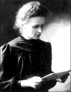marie curie a scientific and social pioneer of her time From the point of view of the french academy of sciences, marie curie didn't have what it takes to be a scientist.