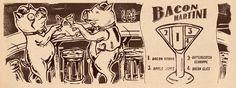 Bacon Martini<span class='title_artist'> by Thomas Johnson</span>