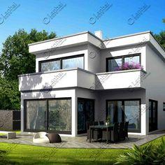 Photo de petite maison plan de petite maison pmaddelos for Petites villas modernes