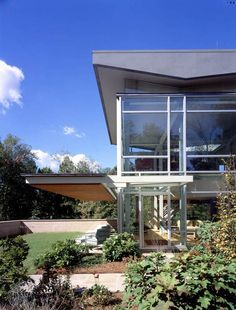 NORTH CAROLINA: GK House by Kenneth Hobgood Architects. 8/21/2012 via @Freshome