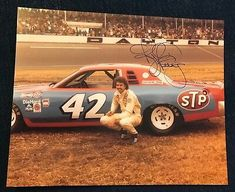 Kyle Petty's first Daytona start was the memorable ARCA 200 a year earlier, but he wrecked while trying to qualify for the 1979 Firecracker Nascar Crash, Nascar Race Cars, Kyle Petty, Late Model Racing, Richard Petty, Classic Race Cars, Road Racing, Auto Racing, Vintage Race Car