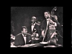Live in Denmark,1964. Oscar Peterson on Piano Ray Brown on Bass www.netkaup.is