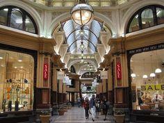 Royal Arcade, Melbourne, Victoria