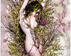 Photoshop, Art Direction, Digital Art, Behance, Gallery, Creative, Equinox, Spring, Behavior