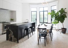 Jeff Madalena and Jason Gnewikow Brooklyn Brownstone by Poul Ober