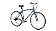 The Kent Men's Avondale #Hybrid 21 Speed #Bicycle provides one lever #braking #best #cycling