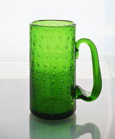 Johansfors, Bengt Orup Kosta Boda, Shades Of Green, Emerald Green, Vases, Scandinavian, Glass Vase, Stones, Gems, Interior Design