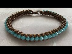 Silver Bangle Bracelets, Handmade Bracelets, Beaded Bracelets, Seed Bead Jewelry, Diy Jewelry, Jewelry Making, Making Bracelets With Beads, Bracelet Making, Diy Jewellery Designs