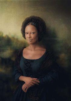 Cleopatra, Afro Comb, Mona Lisa Smile, Photo Sculpture, Afro Art, Portrait Poses, Classical Art, Aesthetic Videos, Black Power