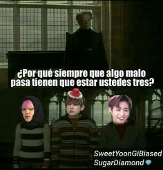 Page 3 Read ¿Tú, hiciste que? from the story Una Chica En BTS by Young_Forever_Star (💎Blubbleblue💎) with reads. Bts For You, Bts Jungkook, Taehyung, Seokjin, Hoseok, Blackpink Memes, Drama Memes, Bts Love Yourself, Bts And Exo