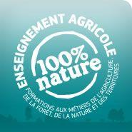 Site de l'enseignement agricole avec des fiches métiers, la liste des établissement pour choisir un bac pro, un bac S, un bac STAV ou un BTSA