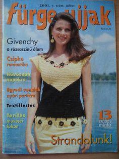Fürge ujjak 2001/7