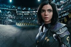 Alita: Battle Angel is a movie starring Rosa Salazar, Christoph Waltz, and Jennifer Connelly. A deactivated female cyborg is revived, but cannot remember anything of her past life and goes on a quest to find out who she is. James Cameron Movies, Keean Johnson, Jackie Earle Haley, Female Cyborg, Mahershala Ali, Battle Angel Alita, Christoph Waltz, Academy Award Winners