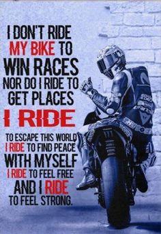 bcoz i know tht m coward - Motorrad - Motos Motorcycle Memes, Motorcycle Outfit, Motorcycle Party, Bobber Motorcycle, Ducati, Biker Chick, Biker Girl, Dirt Bike Quotes, Riding Quotes