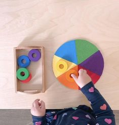 Two ideas for simple activities you can prepare for a child who knows colors. Montessori Toddler Rooms, Montessori Activities, Toddler Activities, Learning Activities, Kids Learning, Pop Up Ads, Learning Tower, Programming For Kids, Children In Need