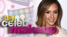 Watch our DIY Celeb Makeup Video to find out how to get Jessica Alba's glowy look