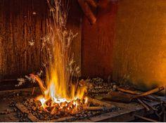 Schmieden - Aus Glut und Feuer entsteht Neues für die Selbstversorgung