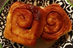 Ooey Gooey Cinnamon Buns