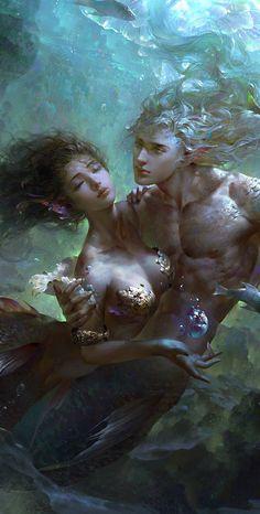 Pisces by Guangjian Huang (detail)