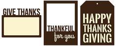 Download Free Thanksgiving Printables